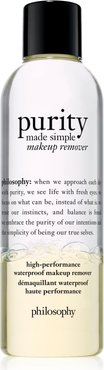 Purity Made Simple High-Performance Waterproof Makeup Remover