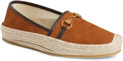 Matador Horsebit Espadrille Slip-On