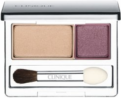 All About Shadow Eyeshadow Duo - Beach Plum New
