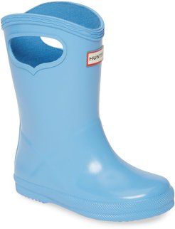 Toddler Hunter First Classic Pull-On Waterproof Rain Boot