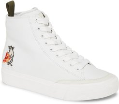Pizza Rat High Top Sneaker