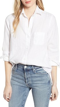 The Hero Tumbled Linen Shirt