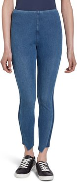 Gwen Mix Wash Denim Leggings