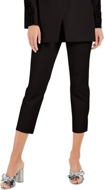 Stand Back Lace Inset Pants