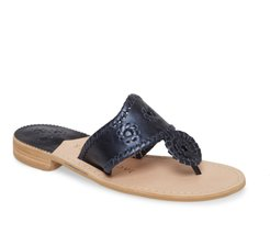 Metallic Jacks Flip Flop