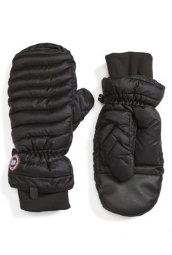 Lightweight Quilted Mittens