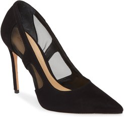 Layonie Pointed Toe Stiletto Pump