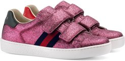 Toddler Gucci New Ace Sneaker