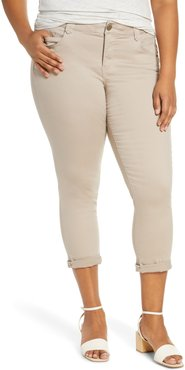 Plus Size Women's Democracy Ab-Solution Ankle Skimmer Jeans