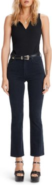 The Insider High Waist Ankle Bootcut Jeans