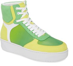 Court-Hi High-Top Sneaker