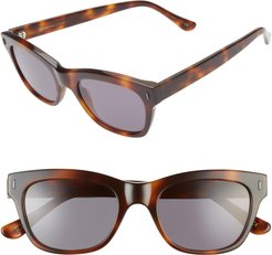 Dune 51Mm Rectangle Sunglasses -