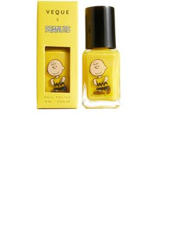 X Peanuts Ve Vernis Nail Polish - Yellow-Charlie (Nordstrom Exclusive)
