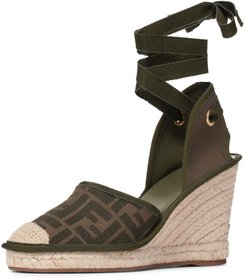 Roam Ankle Strap Wedge Sandal