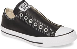 Chuck Taylor All Star Laceless Leather Low Top Sneaker