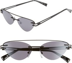 The Coupe 57Mm Rimless Sunglasses -