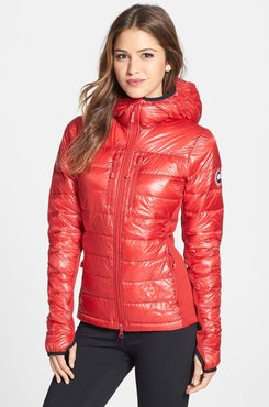 Hybridge Lite Hooded Packable Down Jacket