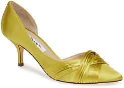 Blakely Half D'Orsay Pointy Toe Pump