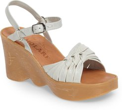 Knot So Fast Wedge Sandal