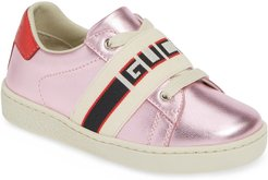 Toddler Gucci New Ace Stripe Sneaker