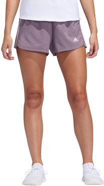 Pacer 3-Stripes Climalite Knit Shorts