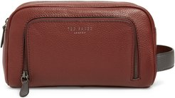Miel Leather Dopp Kit