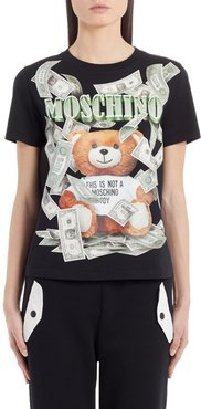 Money Bear Graphic Tee