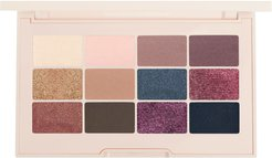 Springtime In Paris Matte & Shimmer Eyeshadow Palette - No Color