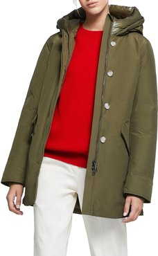 Arctic Hooded Down Parka