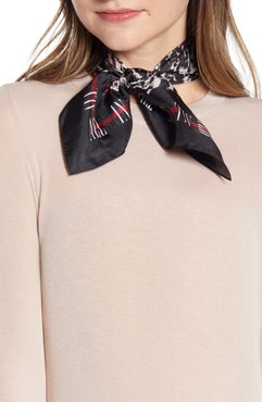 All In This Together Square Silk Scarf