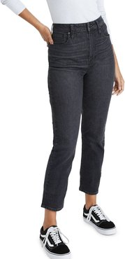 Plus Size Women's Madewell The Curvy Perfect Vintage Jeans