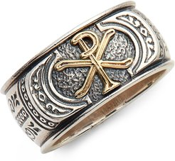 Stavros Band Ring