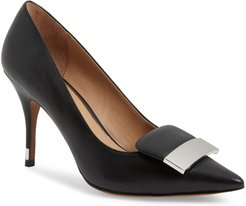 Parry Pointy Toe Pump