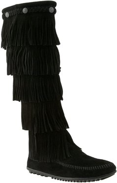 1659 Five Layer Fringe Boot