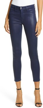 Margot Coated Crop Skinny Jeans