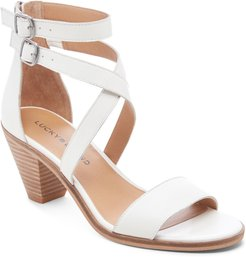 Ressia Double Ankle Strap Sandal