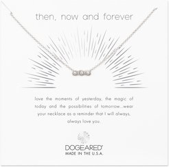 Then Now & Forever Pendant Necklace