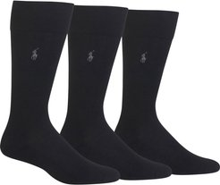 Assorted 3-Pack Supersoft Socks