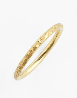 Hammered 14K Gold Midi Ring (Nordstrom Exclusive)