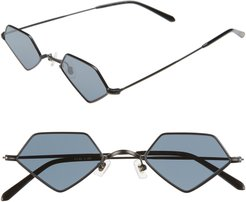 For Eva 49Mm Sunglasses -