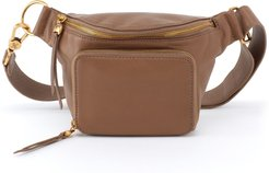 Pulse Leather Belt Bag -
