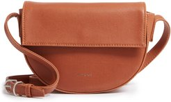 Rith Vintage Collection Faux Leather Saddle Bag -