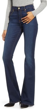 7 For All Mankind Ali High Waist Flare Jeans