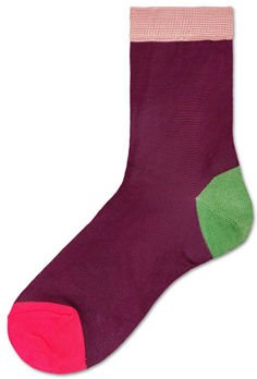 Grace Graphic Ankle Socks
