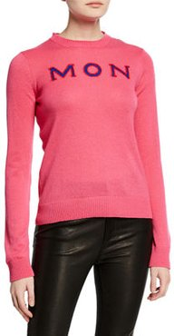 Cashmere MON/CLER Sweater