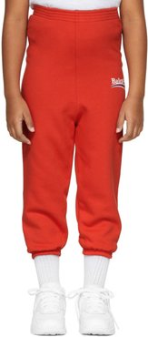 Red Campaign Logo Lounge Pants