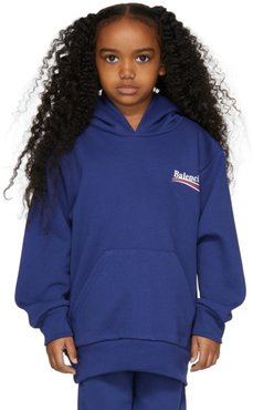 Blue Campaign Logo Hoodie