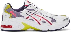 White Gel-Kayano 5 OG Sneakers