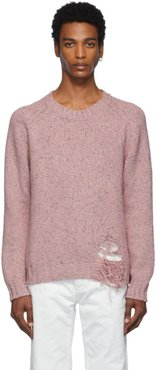 Pink Gauge 3 Sweater