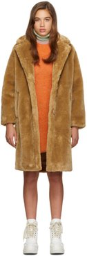 Brown Lisen Coat